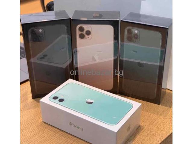 Apple iPhone 11 Pro Max - Samsung Note 10 Plus - 1/2