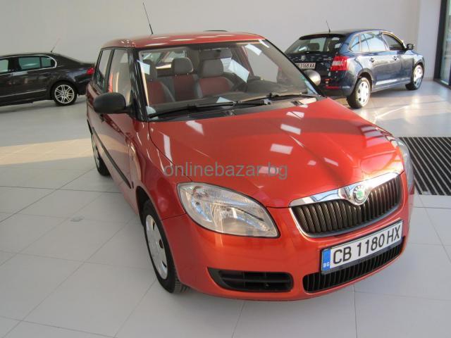 Автомобил по наем Skoda FABIA от BestDeals Rent-a-Car - 1/4